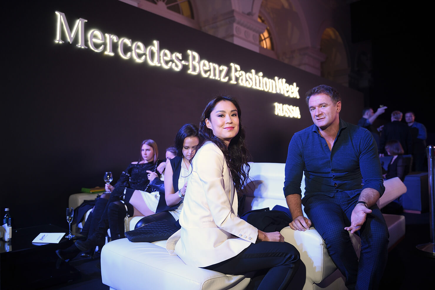 Mercedes-Benz Fashion Week 2019